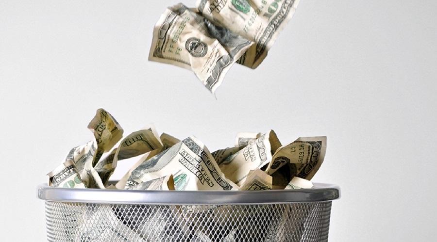 Throwing-Money-Away