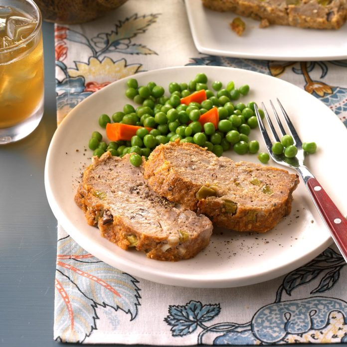 Turkey-Meat-Loaf