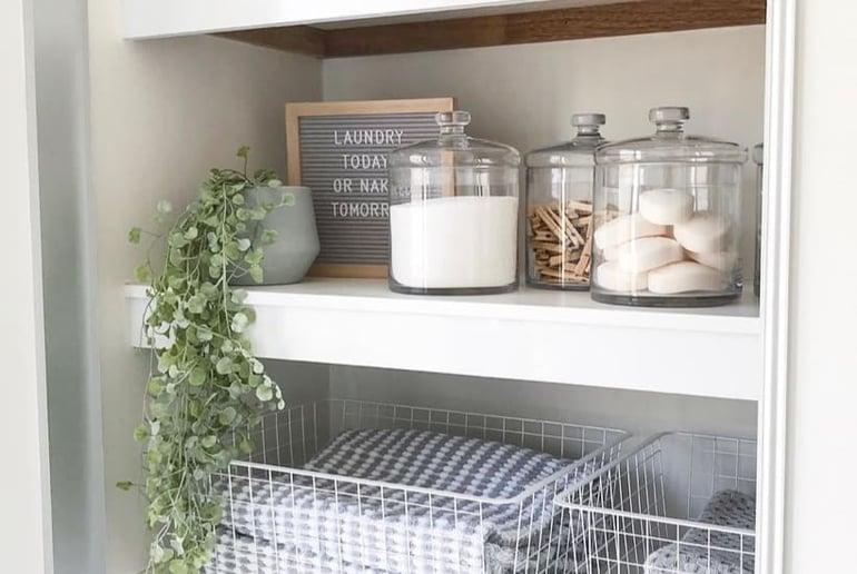 best-towel-closet-organization