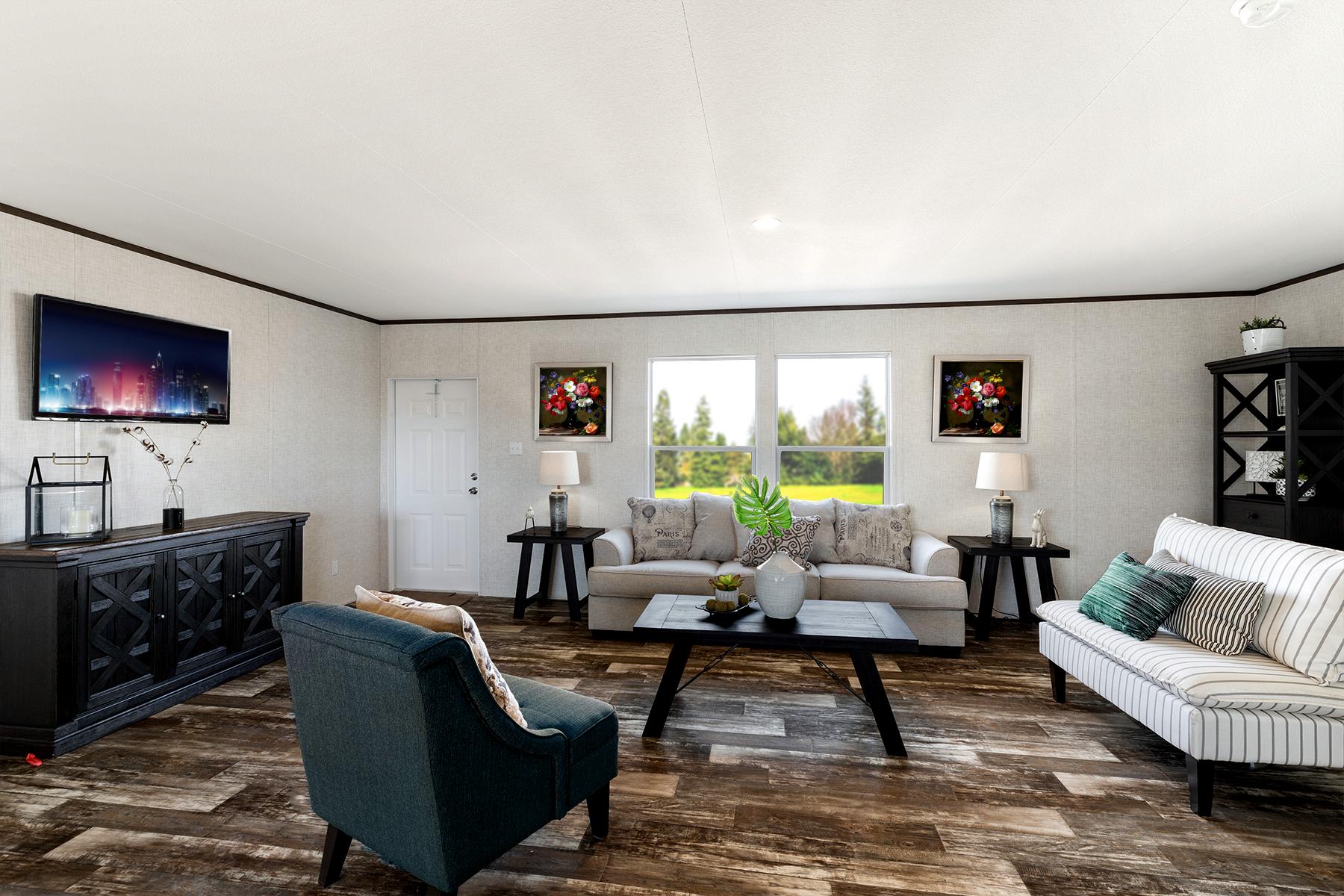 the johnson living room