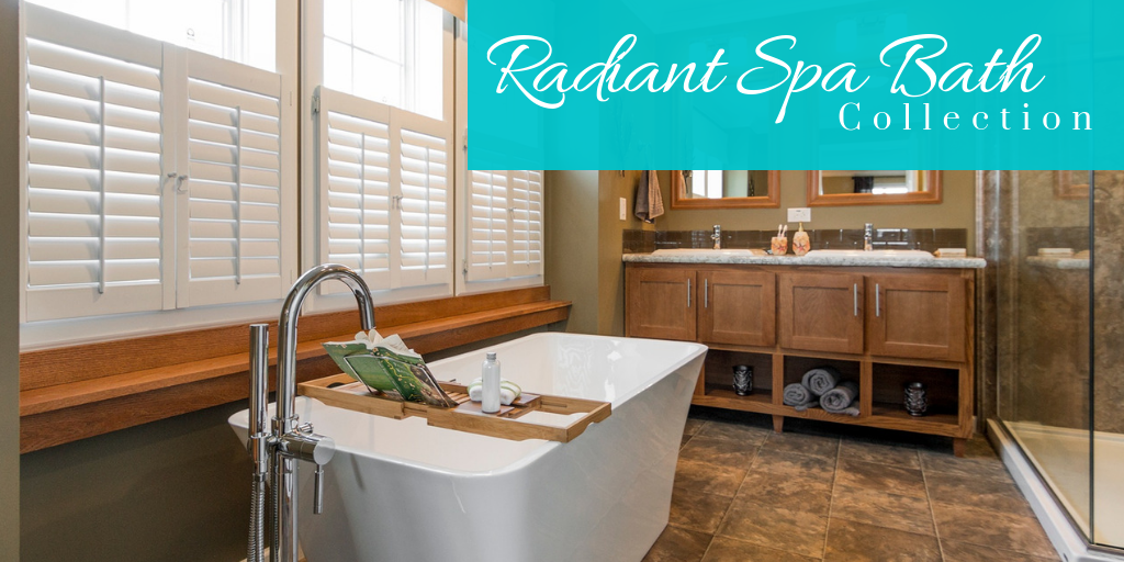 Find Your Getaway: Radiant Spa Bath