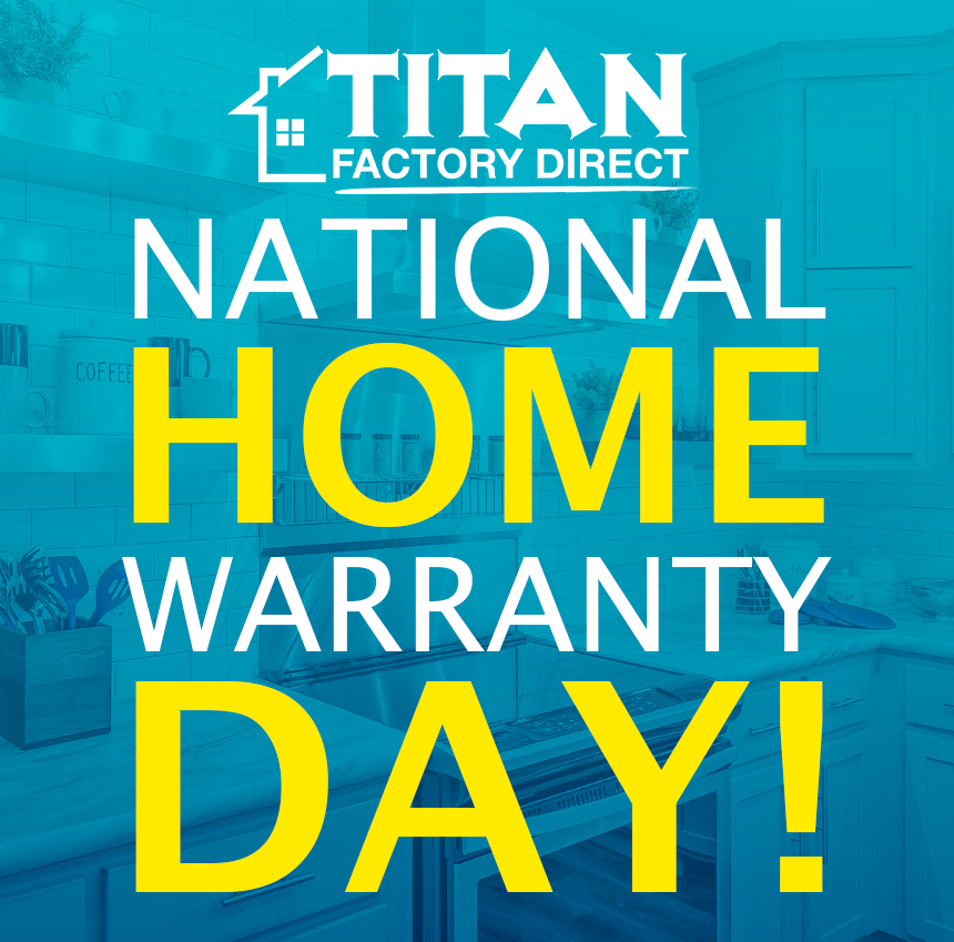 National Home Warranty Day!