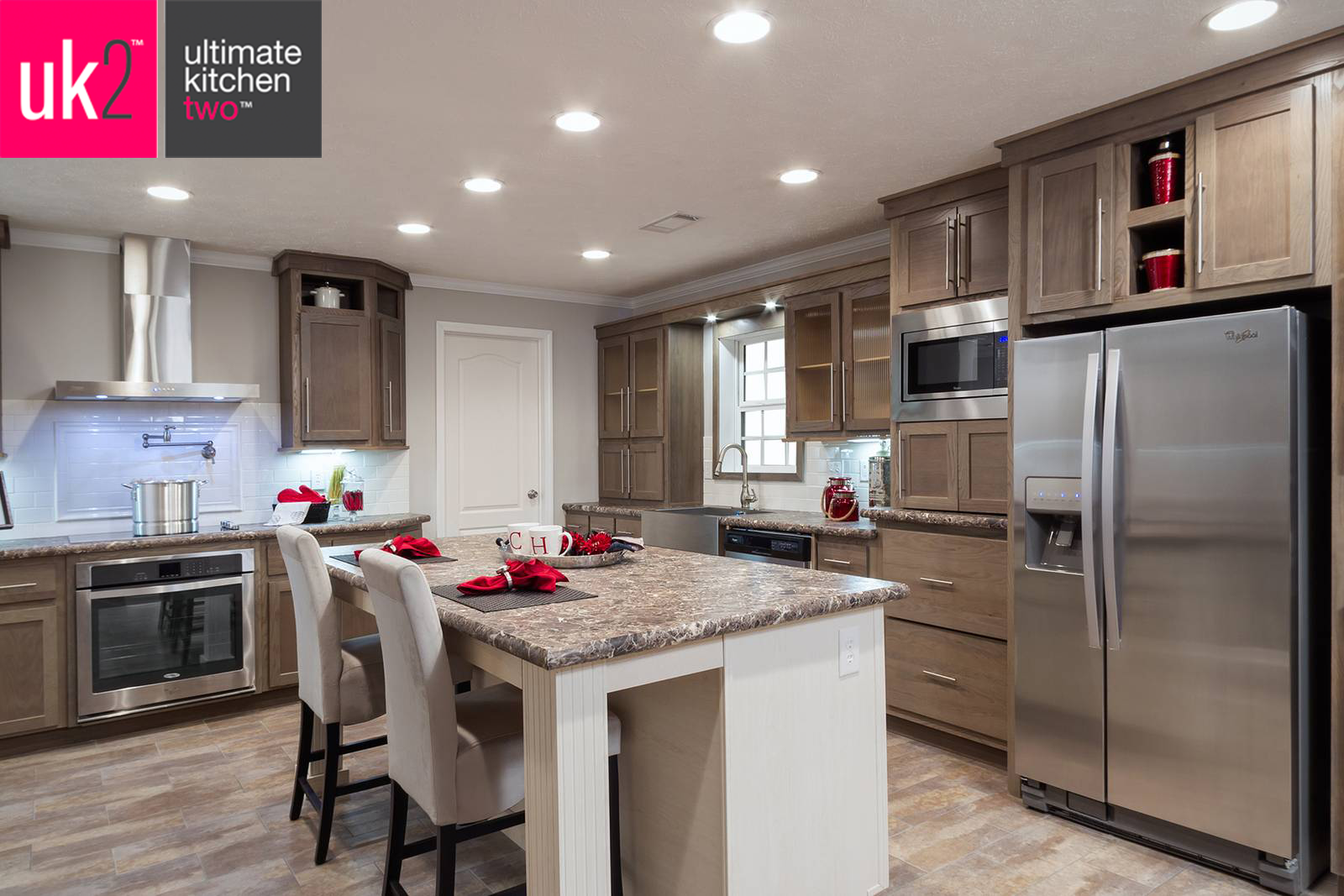 What 39 s the difference between a modular home and a for Ultimate kitchen design