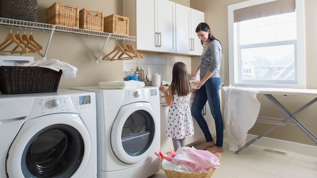 6 Simple Steps to Organize Your Laundry Room